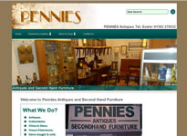 Pennies Antiques Example 1